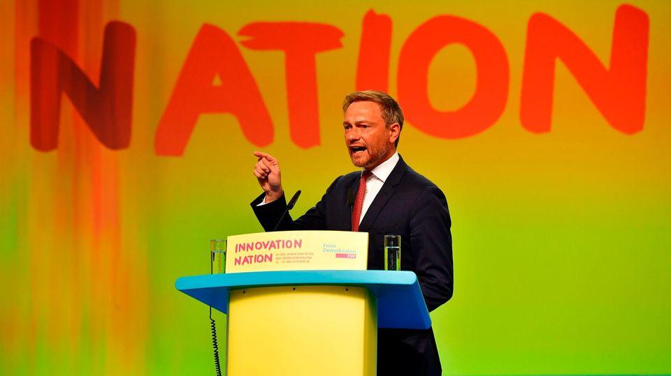 FDP-Chef in der Kritik: Die Reaktionen zu Christian Lindners umstrittene Anekdote