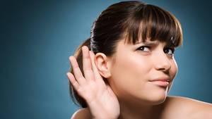 Rauschen auf den Ohren