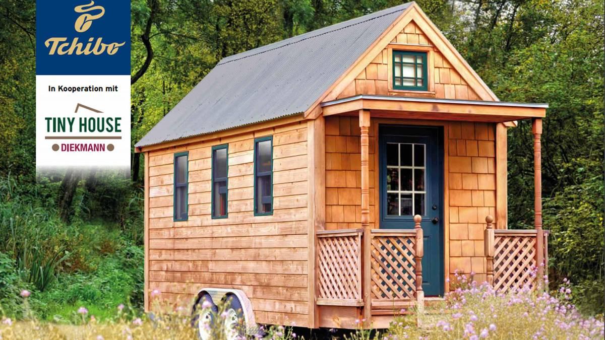 mobiles heim tchibo verkauft jetzt tiny houses auf r dern. Black Bedroom Furniture Sets. Home Design Ideas