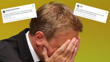 Christian Lindner: Netzreaktionen nach Bäckerei-Anekdote