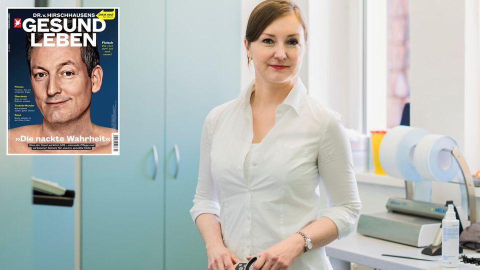 DR. v. HIRSCHHAUSENS STERN GESUND LEBEN: Hautärztin verrät: So bewahren Sie Ihre Anziehungskraft in jedem Alter