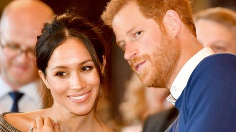 Nach der Absage ihres Vaters ist unklar, wer Meghan Markle bei der Hochzeit mit Prinz Harry zum Altar führen wird