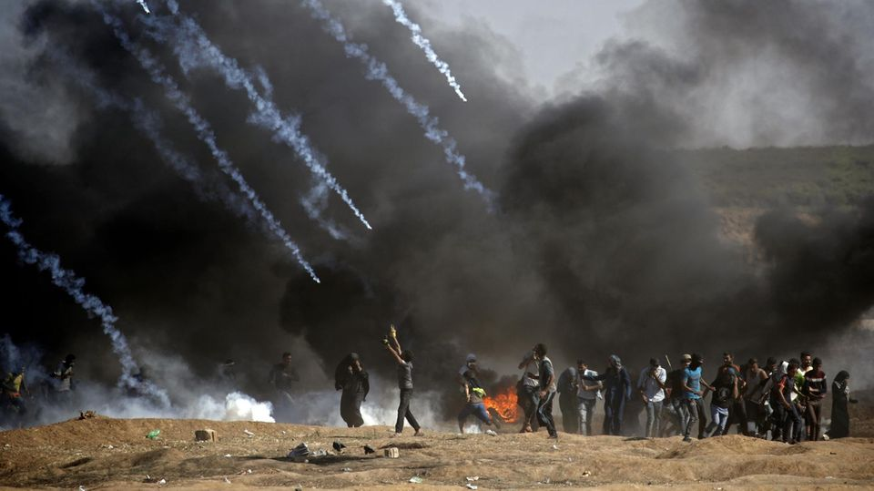 Internationale Pressestimmen zu den Protesten: Eröffnung der US-Botschaft in Jerusalem, Israel