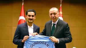 Mesut Özil Ilkay Gündogan