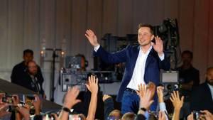 Elon Musk Tesla 3
