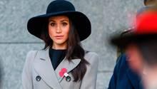 Vor der Hochzeit mit Harry sorgt ihre Familie für Schlagzeilen: Meghan Markle