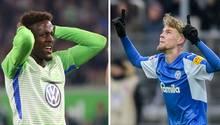Bundesliga - Relegation - VfL Wolfsburg - Holstein Kiel