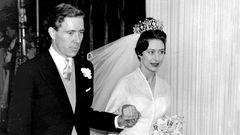 Prinzessin Margaret heiratet Lord Snowdon