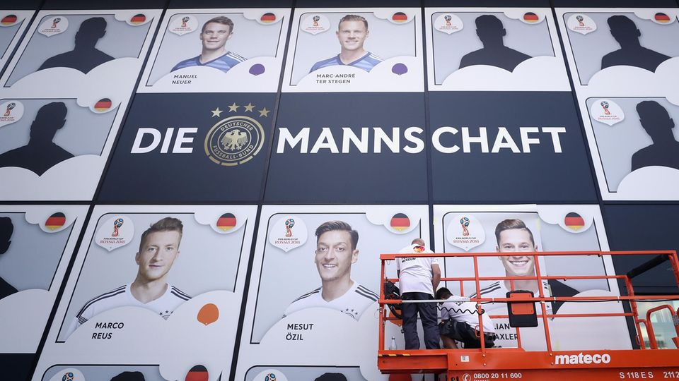 Der 27 Mann starke vorläufige Kader für die WM 2018 in Russland steht