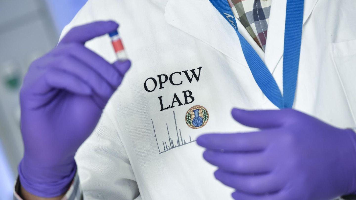 OPCW Giftgas Untersuchung Syrien