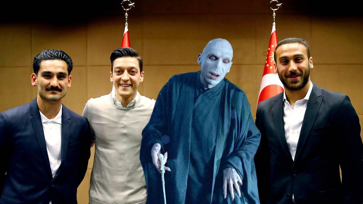 """Dieser """"Harry Potter""""-Vergleich ist die bisher beste Reaktion auf den Erdogan-Skandal"""