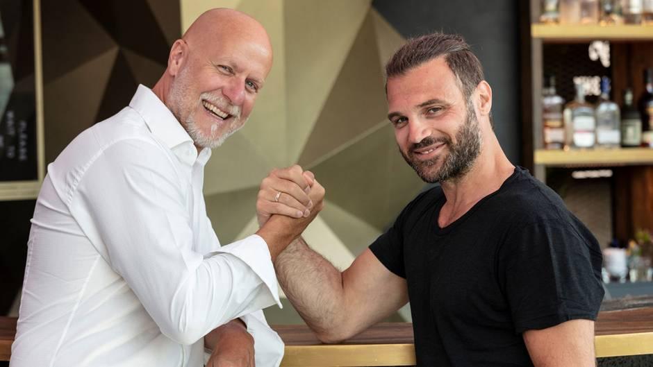McFit-Gründer Rainer Schaller (49) übergibt das operative Geschäft an Vito Scavo (43)