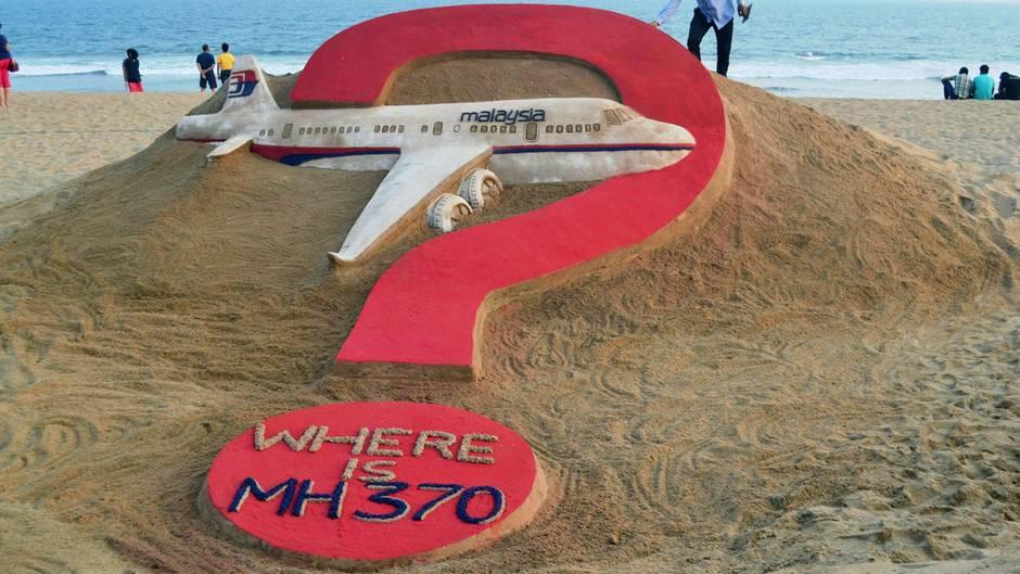 Am 8. März 2014 verschwand der Flug MH370 in Südostasien, seitdem wurden lediglich eine Handvoll Teile gefunden.