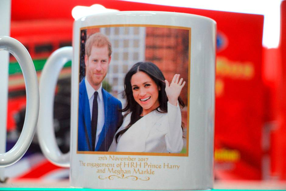 Hochzeit in England: 50.000 Euro, falls Trump Meghan Markle zum Altar führt - so kurios wetten die Briten