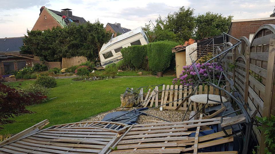 nachrichten deutschland - tornado