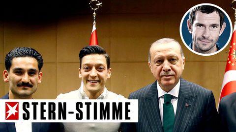 Micky Beisenherz über Erdogan
