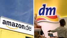Amazon bietet große Artikelauswahl - doch dm punktet mit Kundenvertrauen