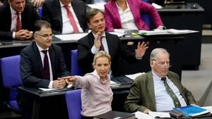 Bundestag: AfD-Fraktionschefin Alice Weidel legt Einspruch gegen Ordnungsruf ein - Abstimmung im Parlament