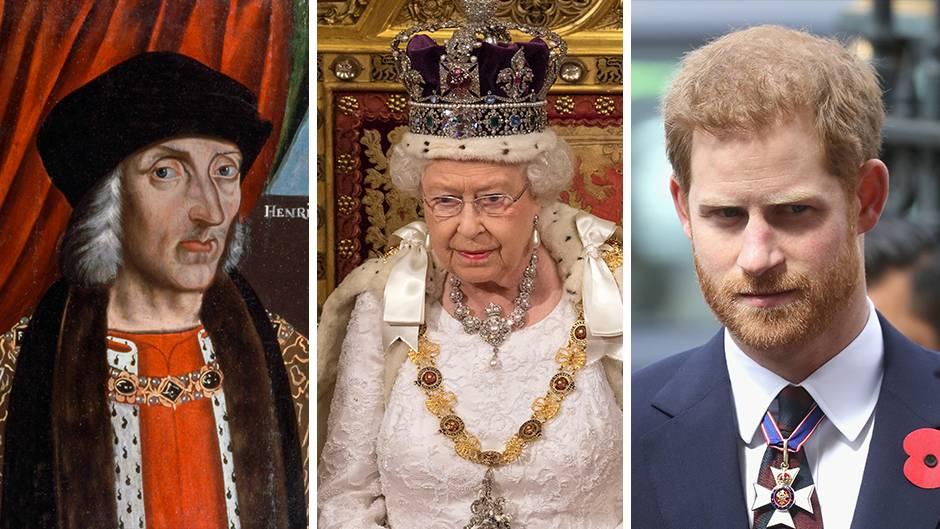 Könige England