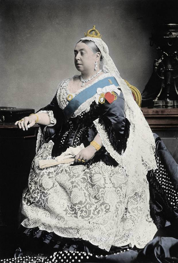 Queen Victoria hatte mit ihrem Mann und Cousin Albert von Sachsen-Coburg und Gotha neun Kinder