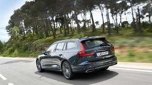 Der Kombi Volvo V60 gehört zu den meistverkauften Autos der Schweden