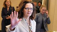 Gina Haspel erste Frau an der Spitze der CIA