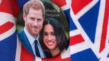 Meghan Markle und Prinz Harry heiraten am Samstag