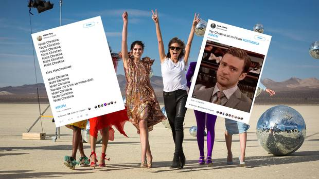 GNTM: Twitter hasst Kandidatin Christina