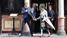 Prinz Harry und Meghan Markle – ein Paar für die ganze Welt