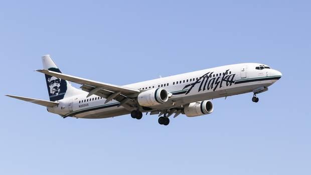 Erneuter Zwischenfall mit einem nackten Passagier auf der Route von Seattle nach Anchorage an Bord einer Maschine von Alaska Airlines.