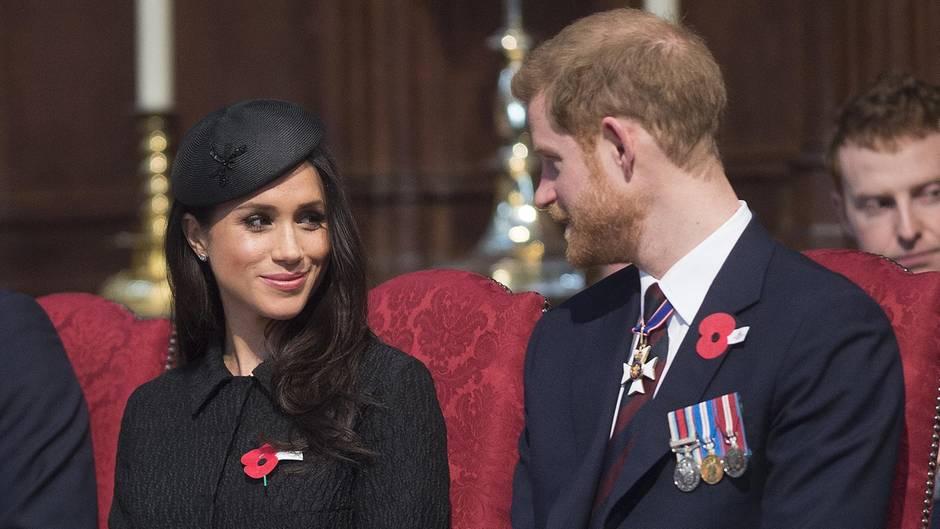 Meghan Markle Alle Infos Zur Hochzeit Mit Prinz Harry Stern De