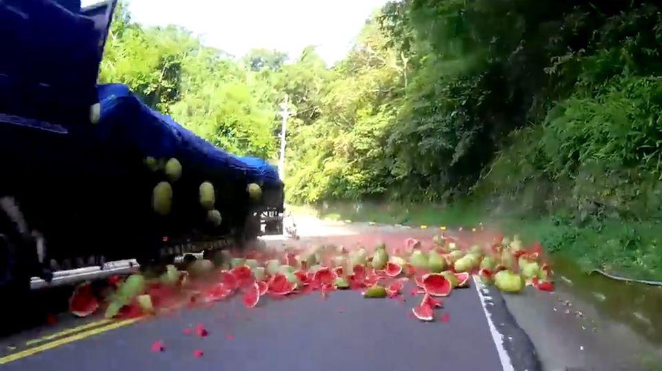 """Tauberbischofsheim: """"Ein furchbarer Unfall"""" - vier Tote und vier Schwerverletzte auf der A81"""