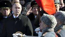 Mit dem Einsatz in Syrien ist Wladimir Putin die Rückkehr ins Zentrum der großen Weltpolitik