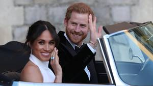 Meghan Markle Prinz Harry