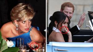 Meghan Markle Prinz Harry Prinzessin Diana