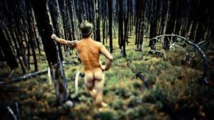Die Nudisten wollten einfach nur Nackt-Urlaub in der Natur machen (Symbolbild)
