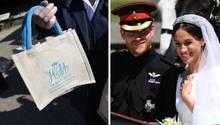 Meghan Markle Prinz Harry Goodie Bag