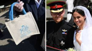 Meghan Markle Prinz Harry Goodie Bag