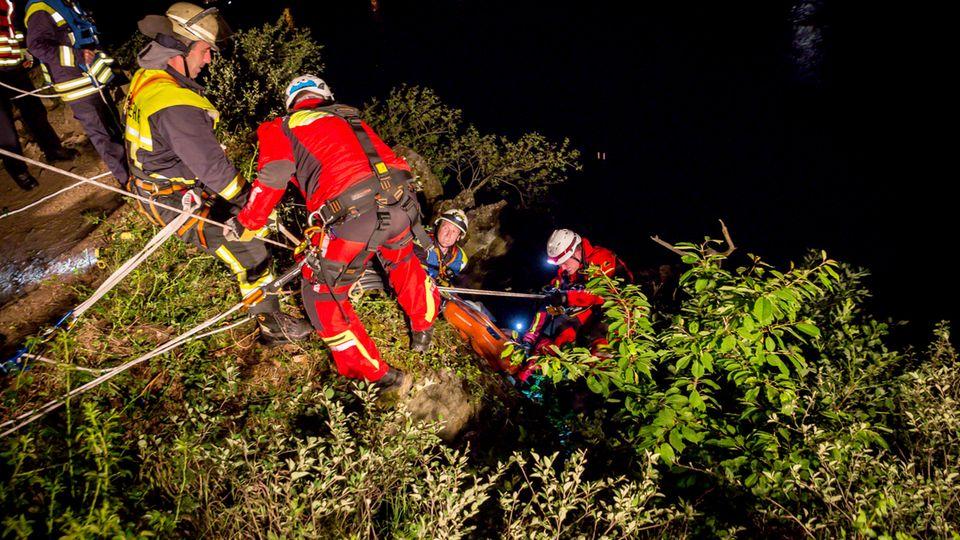 Nachrichten aus Deutschland: Unfall in Sankt Goarshausen
