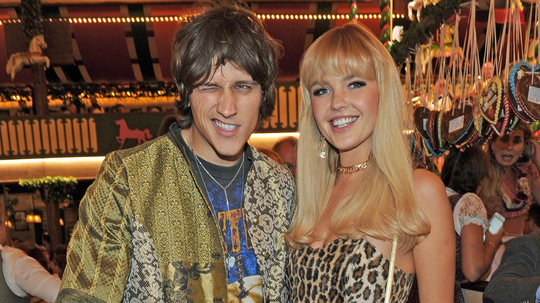 Bonnie Strange und ihr damaliger Freund Leebo Freeman