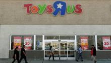 """Eine Toys""""R""""Us-Filiale in Los Angeles, Kalifornien"""