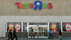 "Eine Toys""R""Us-Filiale in Los Angeles, Kalifornien"