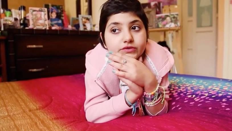 Ala'as aus dem Libanon: Diese Zwölfjährige besiegte drei Mal den Krebs - das ist ihre bewegende Geschichte