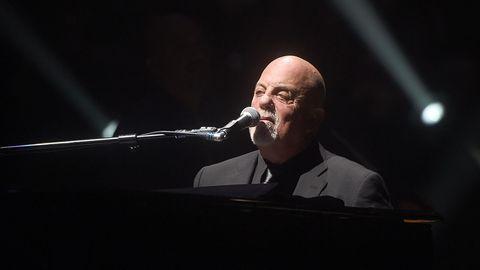 Billy Joel spricht im Interview über seine Bühnentriumphe