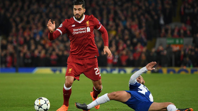 Emre Can, FC Liverpool  Emre Can gehört in die Kategorie Pechvogel. Seit März plagen den Liverpooler Rückenprobleme. Das hat ihn die sichere WM-Nominierung gekostet.