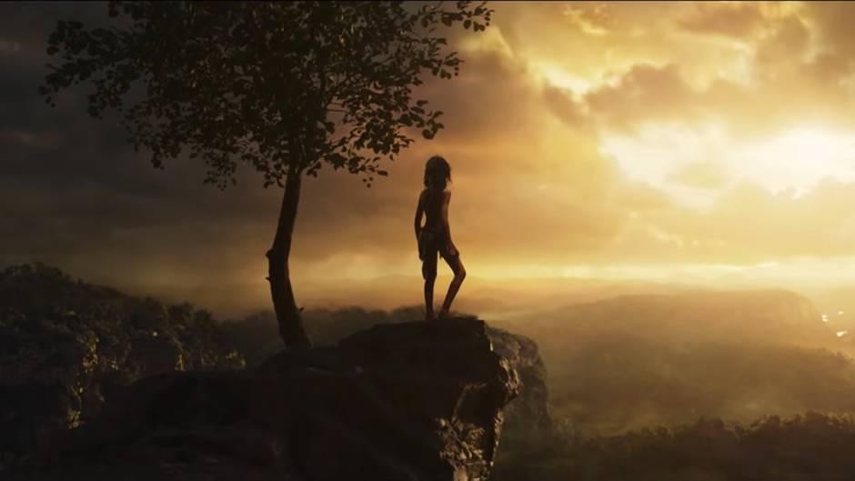 """Kinotrailer """"Mogli"""": """"Ich bin kein Mensch, aber ein Wolf bin ich auch nicht"""" – Das Abenteuer Dschungelbuch geht weiter"""
