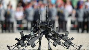 Gewehre der Bundeswehr