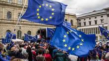 Brexit-Demonstration