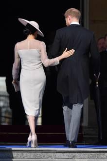 Er geht vor, sie führt: Meghan Markle und Prinz Harry