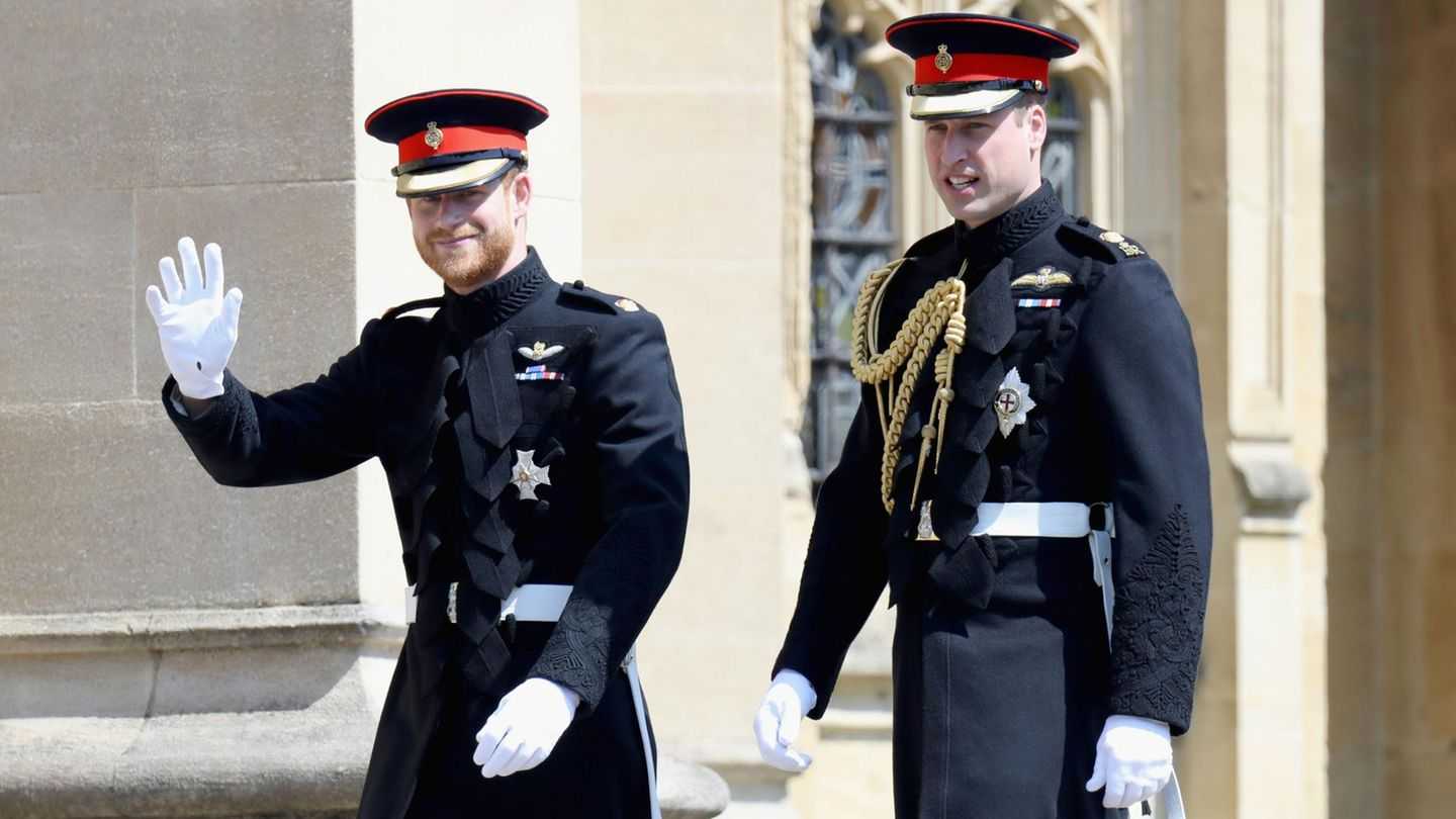 Prinz Harry Prinz William